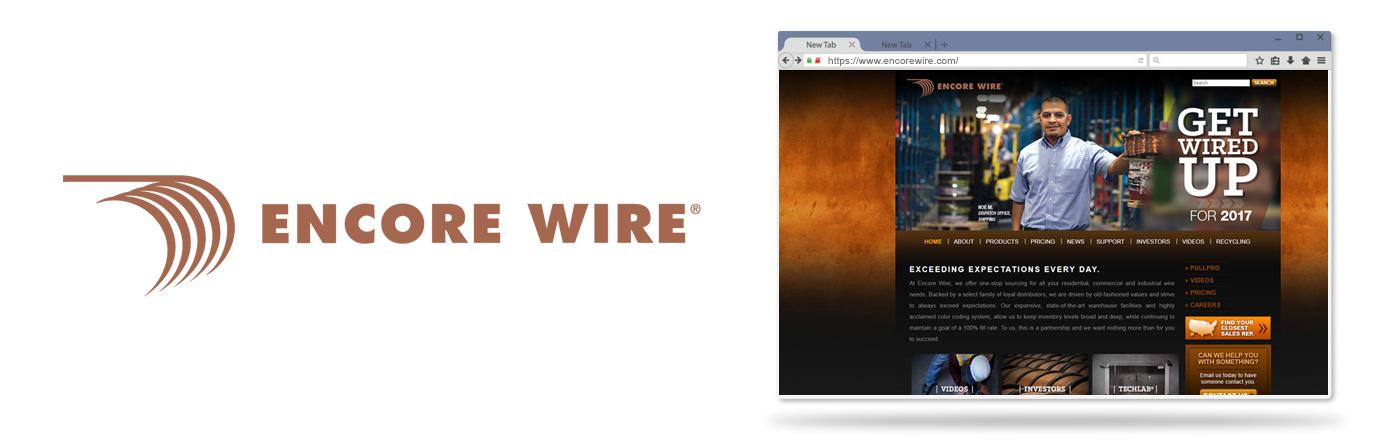 Encore Wire Warehouse - WIRE Center •